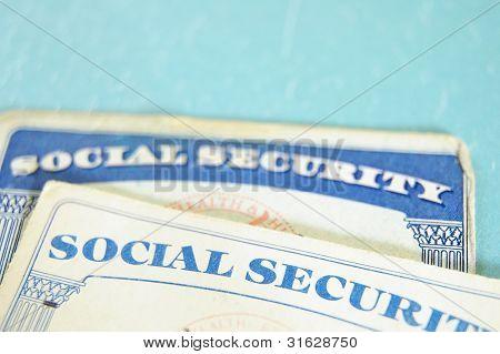 Sozialversicherungskarten