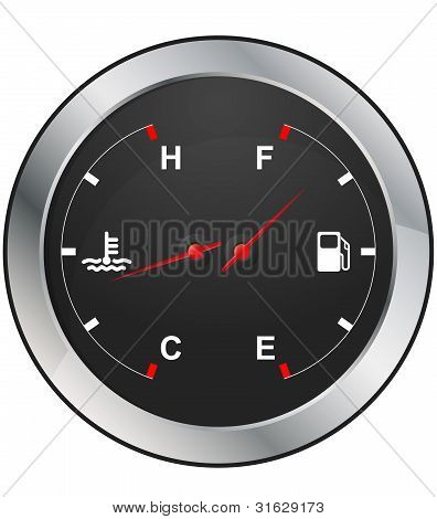 Fuel And Temperature