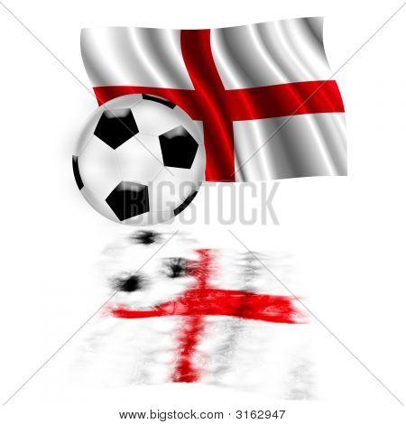Football Flag England