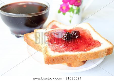 Bread And Confiture