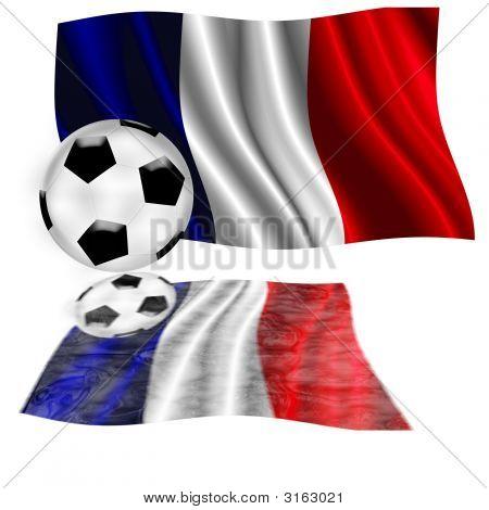 Football Flag France