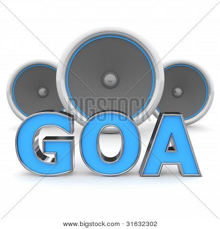 Speakers Goa – Blue