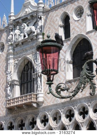 Doges Palace Facade