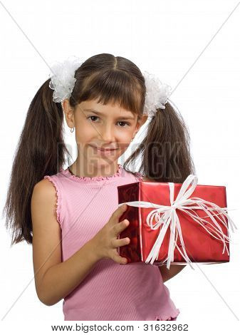 The Little Girl With A Gift