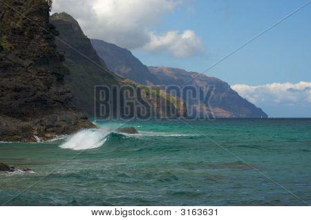 Kauai'S Magestic, Na Pali Coastline