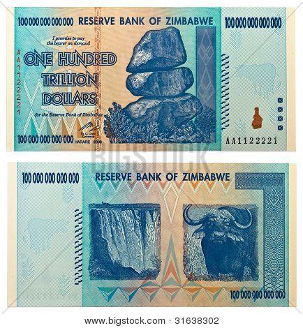 100 Trillones de dólares