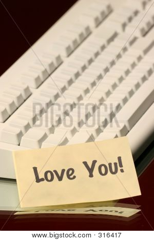 Message That Says Love You