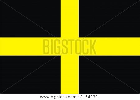 Saint David Cross Flag