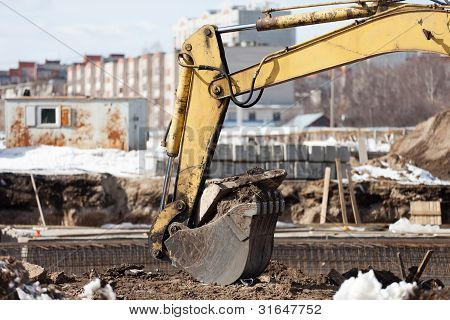 Digging Machine Scoop