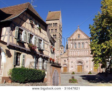 Alsacian Village