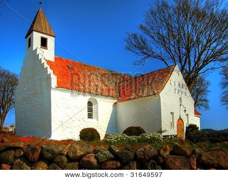 Church Denmark Religion