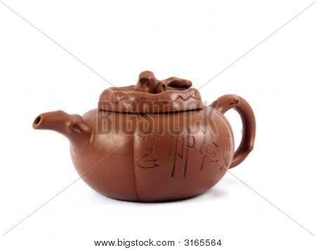 Chinese Ceramic Teapot