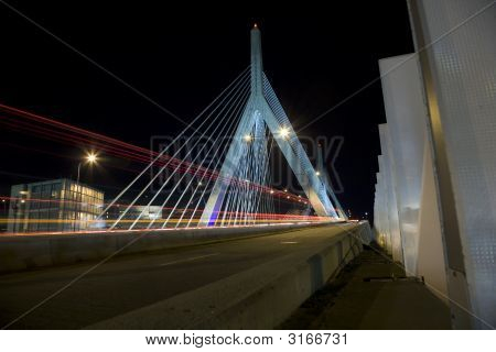 Boston Zakim puente