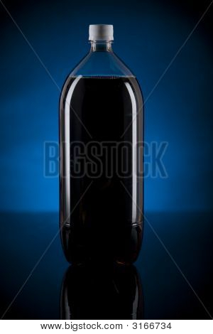 Low Key Soda Bottle