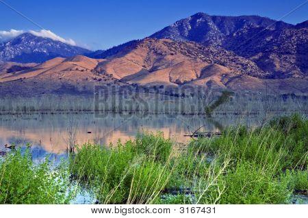 Lake Isabella At Dawn