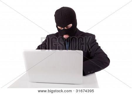 Hacker de computadora