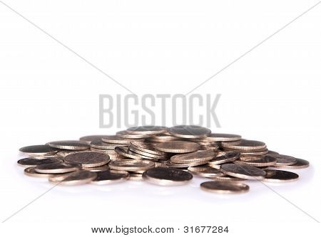 Heap Of Coins