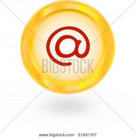 icon arobase