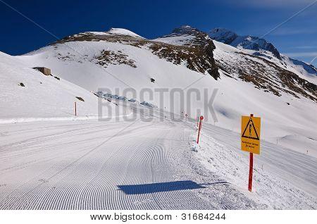 Ankogel ski resort, Austria
