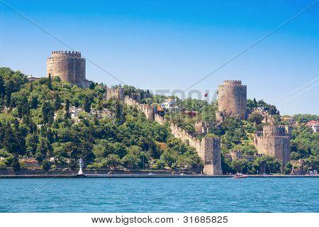 Istanbul, Rumeli Fortress