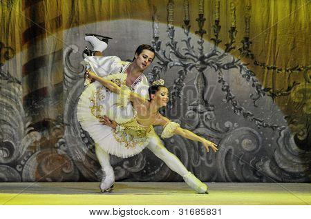 Ballet on ice
