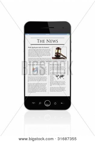 News On The Smart Phone