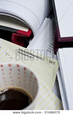 Tax Declaration 2012