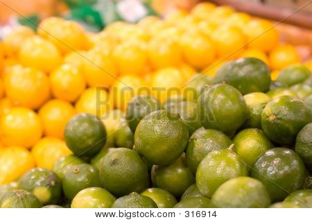 Limes Against Lemons