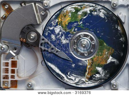 World On The Hard Disc