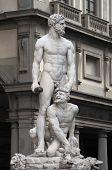 Statue of Hercules and Caucus