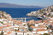 picture of argo  - Hydra is one of the Greek islands lying in the archipelago called the Argo - JPG