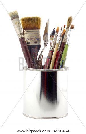 Brushes Tin