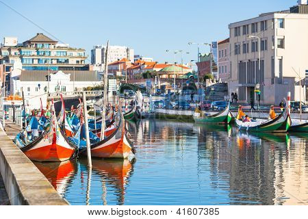Aveiro, Portugal View
