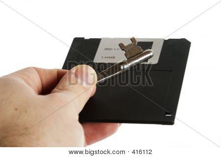 Secure Disk