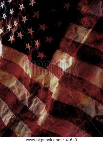 Agobiados nos bandera
