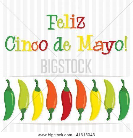 Feliz Cinco De Mayo!