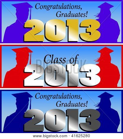 Graduation 2013 Graphics