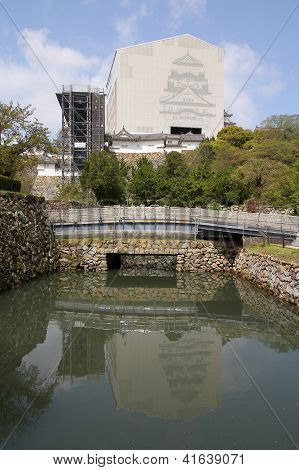Monument Renovation In Japan
