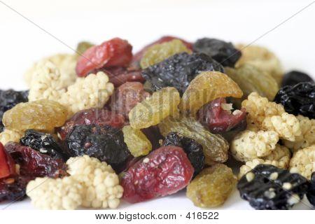 Mixed Fruit Close Up