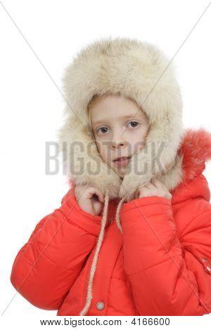 The Girl In A Fur Cap