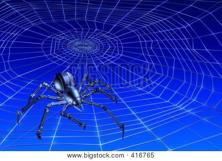 Webcrawling Cyberspider
