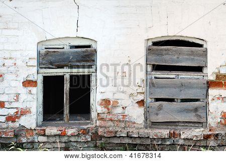 Two Bkoken Windows