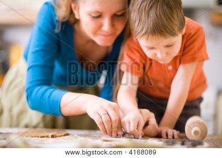 Familie Bäckerei