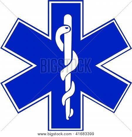 Star of Life / EMT Symbol