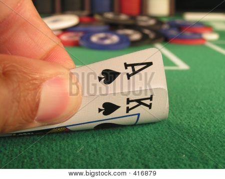 Big Slick Spades
