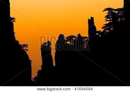 Orange Peaks