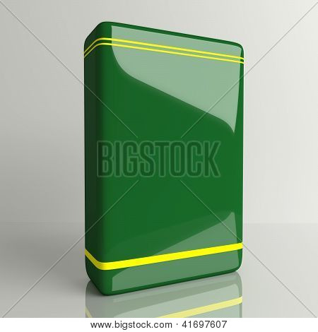 Product Software Box Green