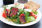 Bacon Arugula Salad
