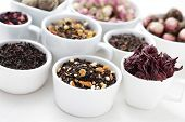 image of fruit bowl  - lots of different tea  - JPG