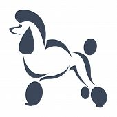 pic of blowers  - Vector image of an dog  - JPG